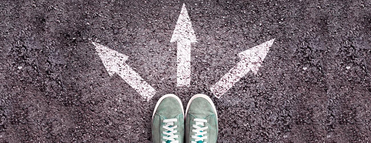 trovare la propria strada